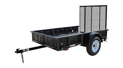 Shop Trailers at Harrison Powersports